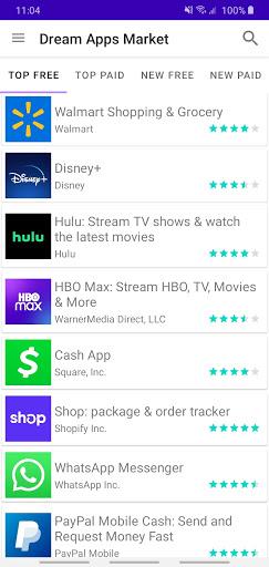 Dream Apps Market 5.2.0 Screenshots 3