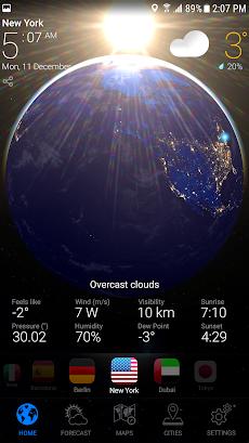 WEATHER NOW-天気予報のおすすめ画像4