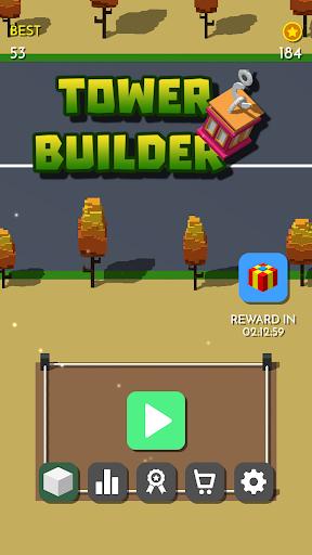 tower builder - stack them up screenshot 1