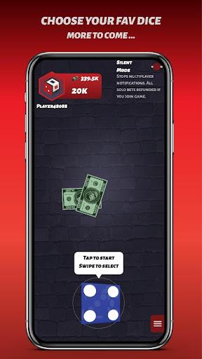 Phone Diceu2122 Free Social Dice Game 1.0.43 screenshots 3