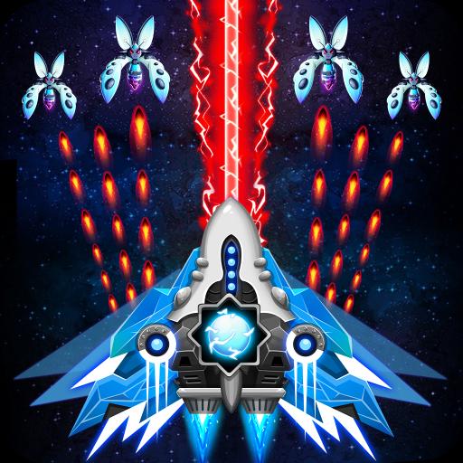 Space Shooter: Les Envahisseurs Extraterrestres