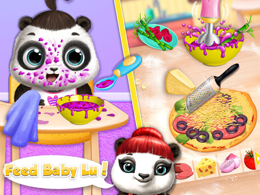 Panda Lu Baby Bear Care 2 - Babysitting & Daycare 5.0.10002 screenshots 12