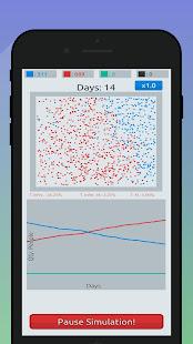Disease Simulator - OutBreak