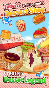 Dessert Shop ROSE Bakery MOD (Unlimited Gold Coins) 1