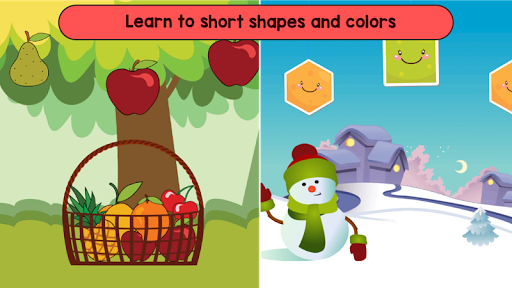 Colors & Shapes Game - Fun Learning Games for Kids android2mod screenshots 12