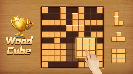 WoodCube: 2021 Free Classic Wood Block Puzzle Game 1.452 screenshots 1