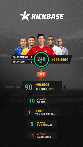 Kickbase Bundesliga Manager 3.3.20 screenshots 1
