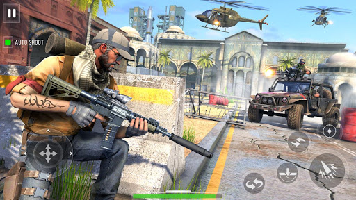 Modern Commando Shooting Mission: Army Games 2020 modiapk screenshots 1