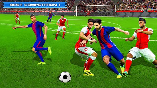 Real Soccer Match Tournament 2018 u26f9ufe0f (Final) 1.0 Screenshots 6
