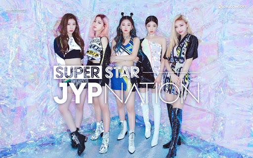 SuperStar JYPNATION modavailable screenshots 8