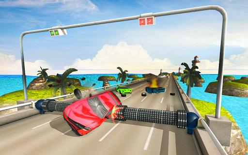 Mega Ramp Car Simulator Game- New Car Racing Games screenshots 8