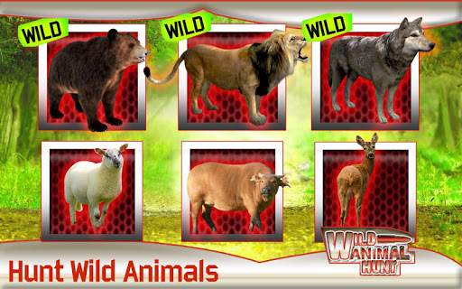 Wild Animal Hunt : Jungle For PC Windows (7, 8, 10, 10X) & Mac Computer Image Number- 6