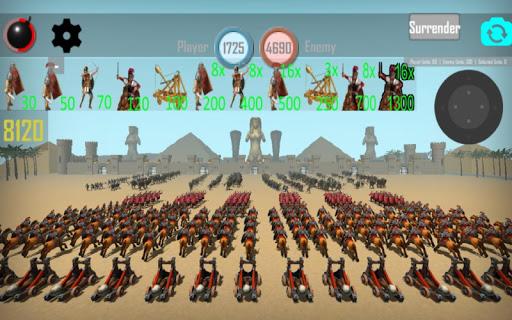 CLASH OF MUMMIES: PHARAOH RTS painmod.com screenshots 9