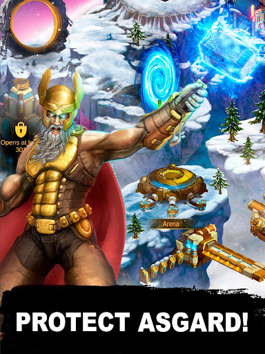 Heroes of Asgard. Legacy of Thor 2.2.119 screenshots 16