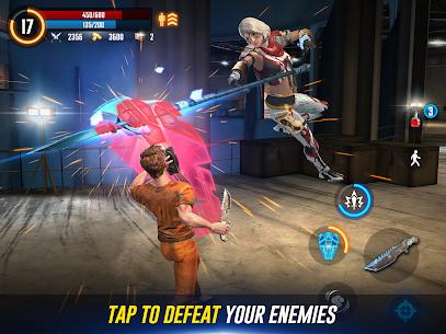 Cyber Prison 2077 MOD APK 1.3.8 (MOD MENU) Future Action Game against Virus 11