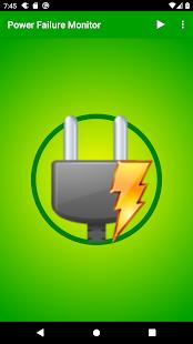 Power Failure Monitor
