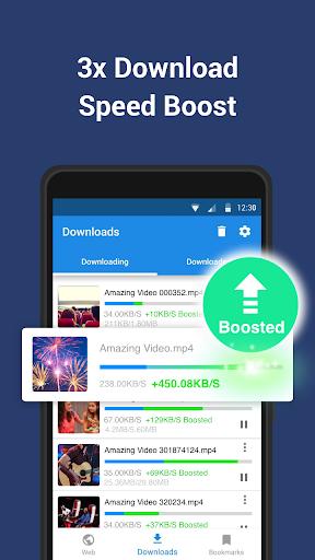 Video Downloader Pro - Download videos fast & free 1.03.08.0813 Screenshots 3