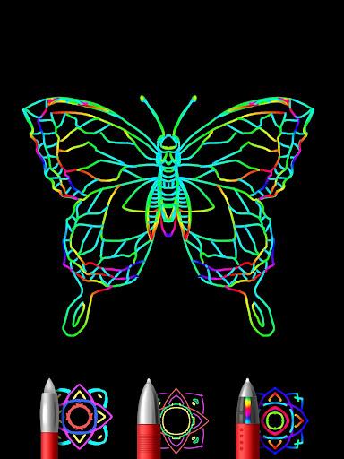 Doodle Master - Glow Art 1.0.26 Screenshots 15
