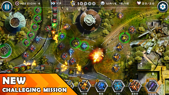 Tower Defense Zone 2 1.2 (MOD + APK) Download 3