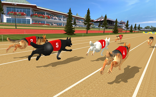 Pet Dog Simulator games offline: Dog Race Game apkdebit screenshots 7