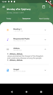 Catholic Daily Mass Readings – Audio Included 1.19.0 MOD Apk Download 3