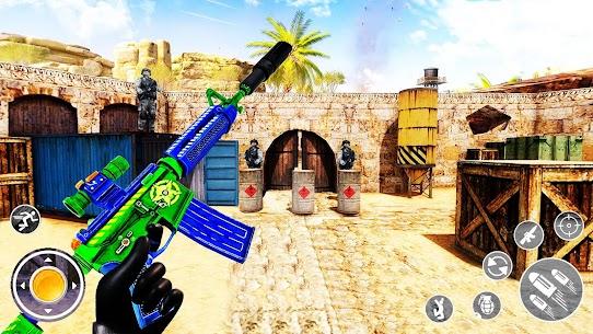 Gun Strike 3d Shooter: Special Commando Shooting Hack Cheats (iOS & Android) 4