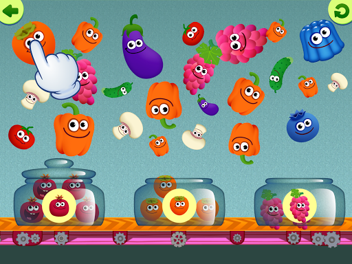 FunnyFood Kindergarten learning games for toddlers 2.4.1.19 Screenshots 15