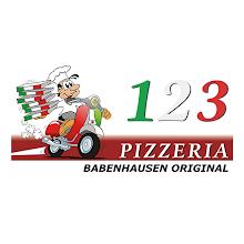 123 Pizzeria Babenhausen icon