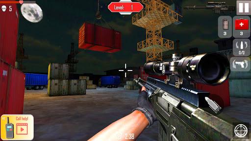 Télécharger Gratuit Sniper Ops: City Shooting Wars mod apk screenshots 4