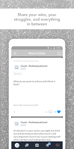 Work It Daily 7.1.4 MOD + APK + DATA Download 2