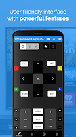 screenshot of TV Remote - Universal Control for all TVs
