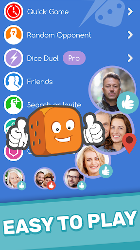 dice clubs - social dice poker screenshot 3
