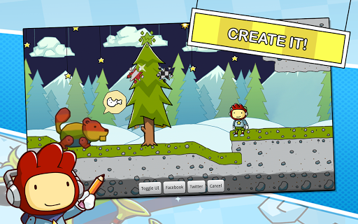 Scribblenauts Remix  screenshots 9