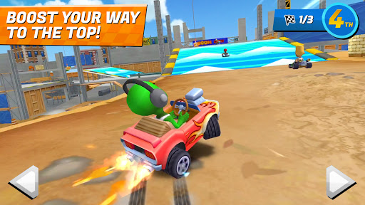 Boom Karts - Multiplayer Kart Racing 0.51 screenshots 6