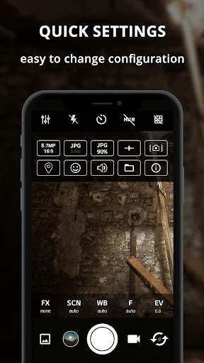 ProCam X ( HD Camera Pro ) 1.22 Screenshots 4