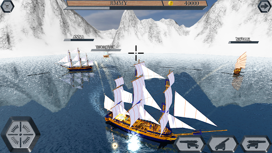 World Of Pirate Ships Mod Apk 4.4 (Unlimited Gold Coins) 6