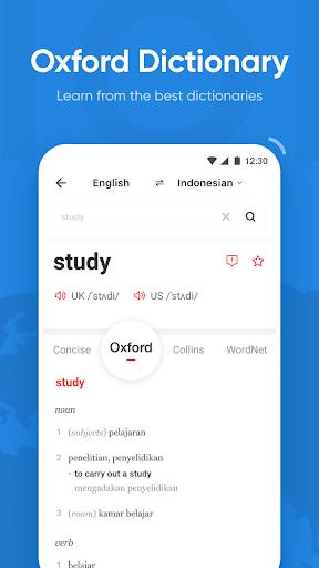 U-Dictionary: Oxford Dictionary Free Now Translate apktram screenshots 5