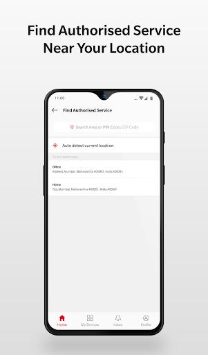 OnePlus Care 4.6.0 Screenshots 2