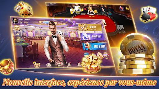 Texas Poker Français (Boyaa) APK MOD Download 1
