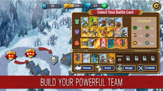 Throne Offline Mod Apk (Unlimited Money/Diamonds) 2