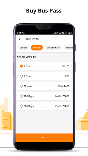 Chalo - Live Bus Tracking App 7.2.2 Screenshots 4