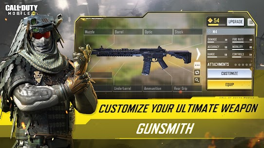 Download Call Of Duty Mobile Apk For Android [Latest Version/Unlimited Cp/Money] 4