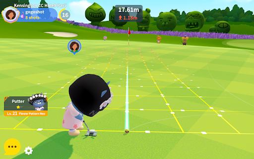 Friends Shot: Golf for All screenshots 16