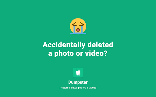 Dumpster Bin File Recovery. Restore Deleted Videos screenshot 6