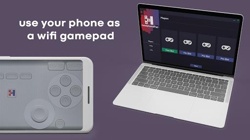 Download APK: HandyGamePad PRO – mobile gamepad and joystick v4.04-pro [Mod]