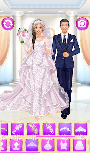 Millionaire Wedding - Lucky Bride Dress Up 1.0.6 Screenshots 7