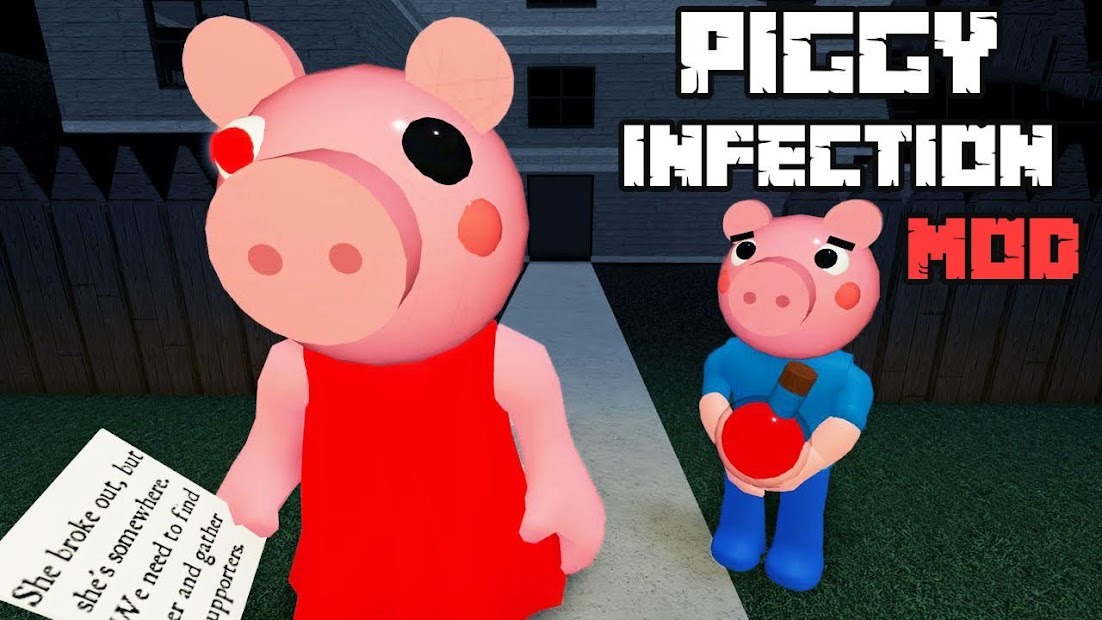 Piggy Infection Mods Android App Screenshot