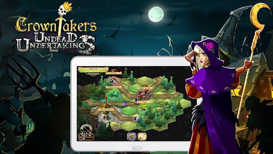 Crowntakers Screenshot