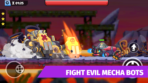 Cyber Dead: Metal Zombie Shooting Super Squad 1.0.0.160 screenshots 2