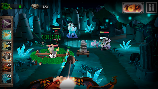 Archers Kingdom TD - Best Offline Games Screenshot